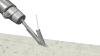 Linoleum Schmelzdraht DLW Camouflage 610-052 60lfdm passend zu Marmorette 121-052 / 62Mr01 - More 1