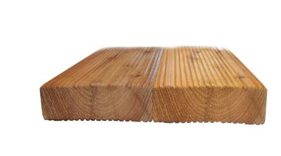 45x145mm Riffeldiele sibirische Lärche