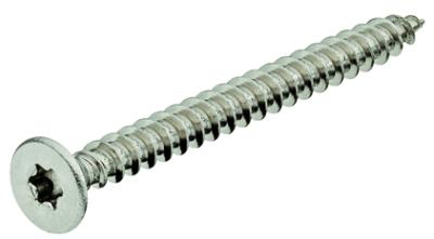 Spanplattenschraube Hospa Edelstahl 5x50 mm