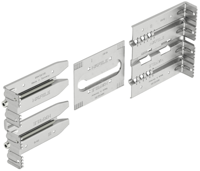 Türzargenbefestigung Frame Fix WS 125-165 mm