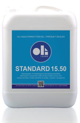Oli-Aqua Standard Parkettsiegel 5 Ltr