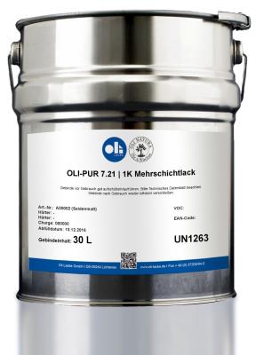 Oli-Pur Spritzlack 7.21.3 SM 30 Ltr