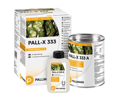 Pallmann Pall-X 333 A+B 2K-Ölgrundier.