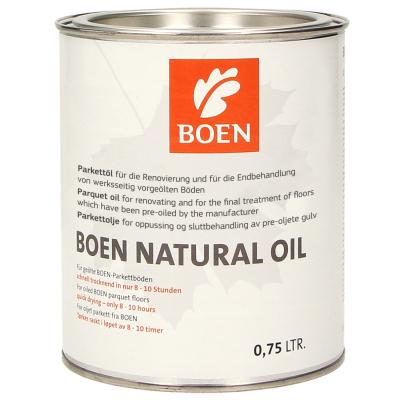 Parkettzubehör BOEN Live Natural Öl  0,75l