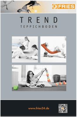 Textil-Belag Trend 2018 Carla TR