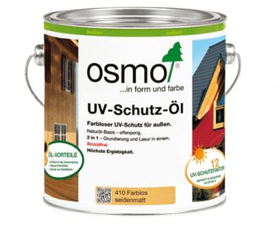 Osmo-UV-Schutz-Öl farblos #420 2,50 l