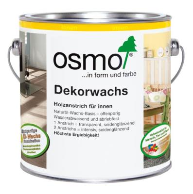 Osmo-Dekorwachs farblos 3101 2,50 ltr