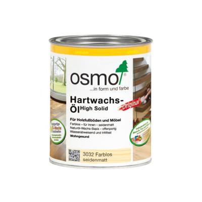 Osmo-Hartwachsöl farblos 3032 0,75 ltr