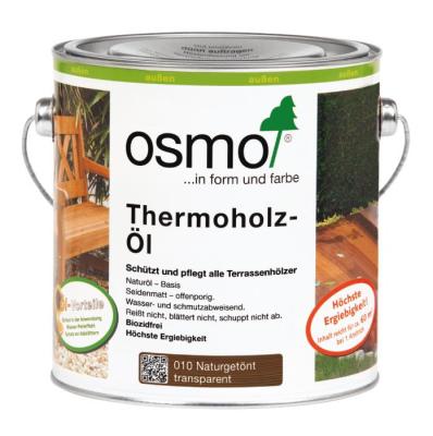 Osmo-Thermoholz-Öl010Naturgetönt 2,50 ltr