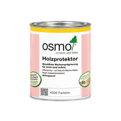 Osmo-Holzprotektor farbl. 4006 0,75 ltr