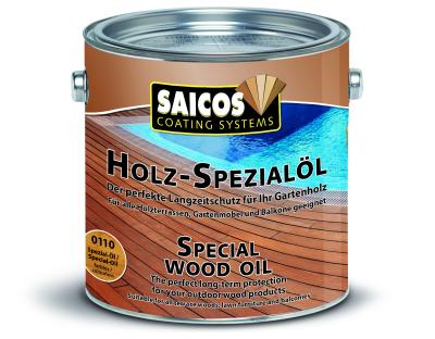 Saicos Spezialöl Teak 2,50L # 0118