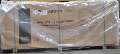 Abdeckhaube für OSB 2500mm lang
