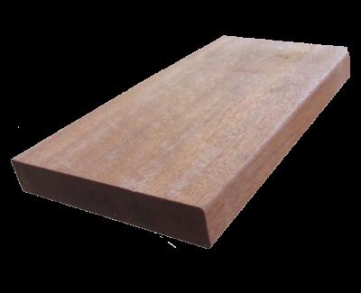 25x145mm Terrassendiele Bangkirai glatt/glatt