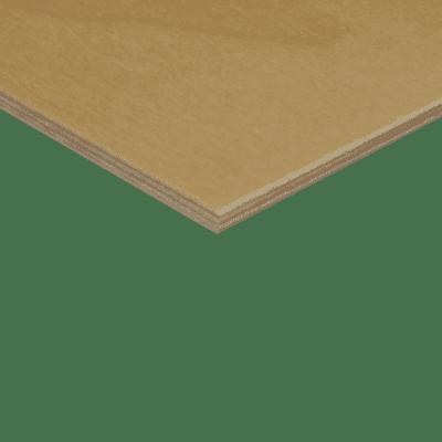 Flugzeugsperrholzplatte 3mm Birke beids.,AB/B