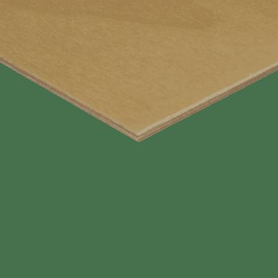 Flugzeugsperrholzplatte 1mm Birke beids.,AB/B