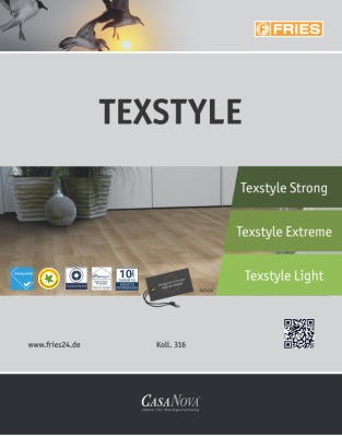 Koll. CV Texstyle 2022 CasaNova