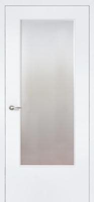 ASTRA Tür CPL Weißlack 9016 stumpf DIN RE