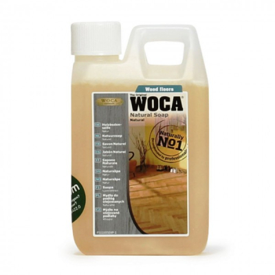 Woca Holzbodenseife 1 Ltr natur