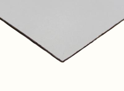 Gegenzug - HPL   weiß-matt  0,8 mm