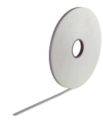 Vorlegeband 9x2 mm weiß (Rolle á 20 m)