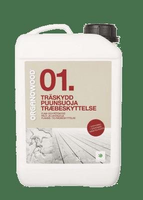 OrganoWood® Holzschutz 01