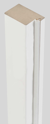 TEUTO Blendrahmen CPL Weißlack exkl. 9016 DIN LI