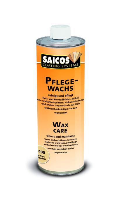 Saicos Wachspflege # 8100 1,00L 1L = ca. 100 m² - Detail 1