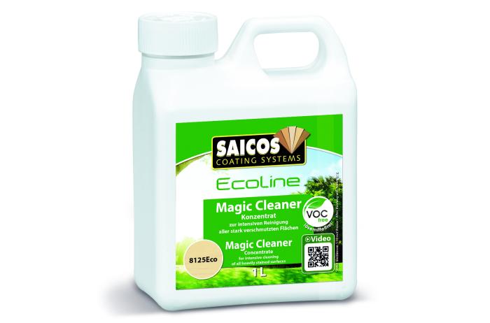 Saicos Magic Cleaner Konzentrat 1,0L # 8125410 reicht für ca. 11 Liter Lösung - Detail 1
