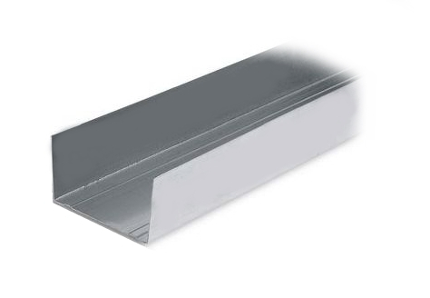 UW-Profile 4,00 mtr 100/40/0,6 mm  - Detail 1