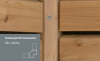 45x45 Eckleiste für Trendliner 27mm Sib. Lärche A/B gehobelt - More 2