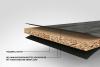 B3002 TF Dekorspan 10mm Limfjord Perl weiß 2800x2070 Innovus Möbelspanpl.MK,E1, D-s2,d0 - More 3