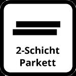 2-Schicht Parkett Icon