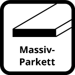 Massivparkett Icon
